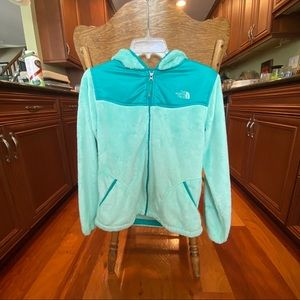 SUPER CUTE The North Face Mint Jacket